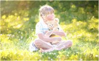 Inner Child Guided Meditation Script Child In The Meadow