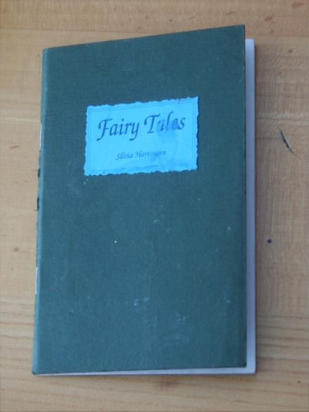 Fairy Tales Poetry Book Front