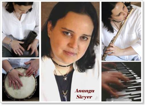 Composer Ananga Sivyer, Bringing Sound Healing To The World